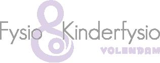 Logo Fysio & Kinderfysio Volendam
